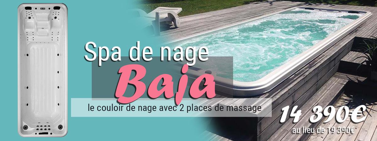 Spa de nage Baja