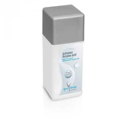 BAYROL Spa Time - Activateur d'Oxygène Actif - 1L