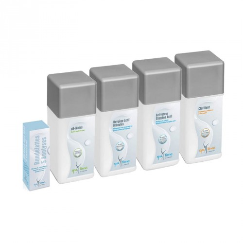 BAYROL Spa Time -  KIT Oxygene actif pour spa