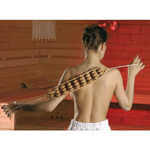 ceinture massage sauna