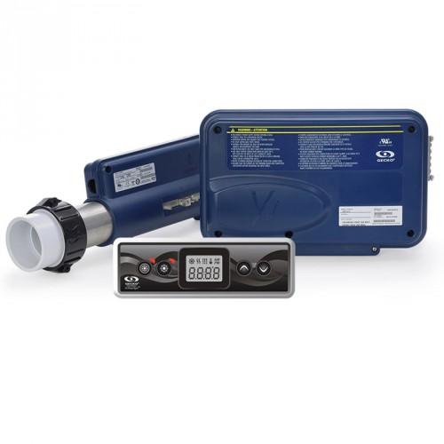 Centrale électronique IN.YJ-2-V2 avec réchauffeur 2kw et clavier in.k300