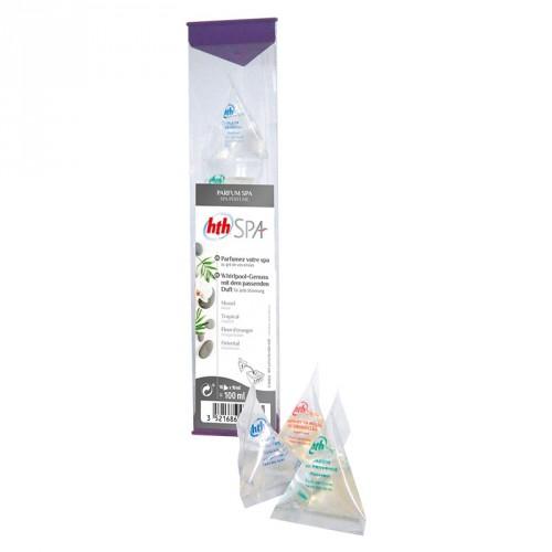 aromathérapie hth berlingots x10 exotique