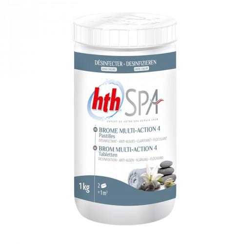 Brome Multi-cation 4 pastille 20g - 1kg