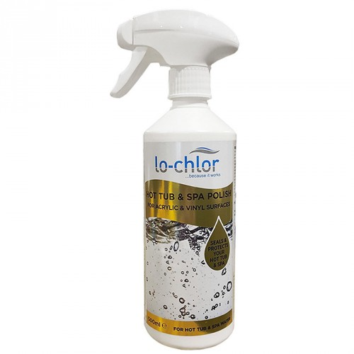 Nettoyant Spa Shield Lo-Chlor