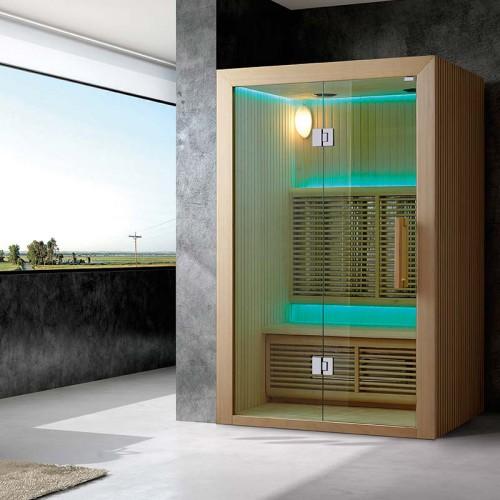 Sauna infrarouge 2 à 3 places Hydro