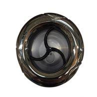 Buse rotative 1 jet rétro-éclairé Ø 12,5 cm - Hélices noir