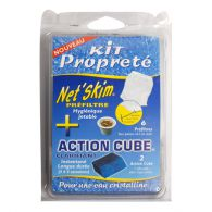 Pack Net'Skim + action cube - Toucan