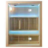 Sauna infrarouge 3 à 4 places Largo