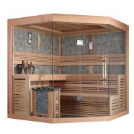 Sauna traditionnel Lumios