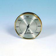 thermomètre à aiguilles pour sauna