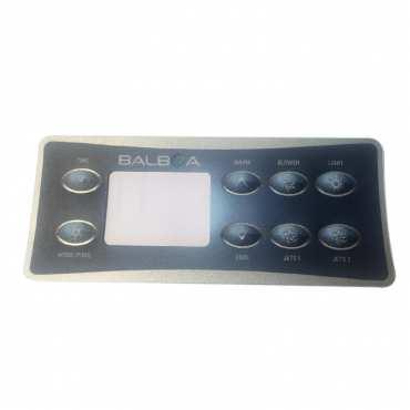 Autocollant / Overlay pour clavier Balboa VL801D