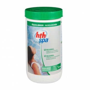 HTH Spa stabilisateur pH / Alkanal - 1,2kg