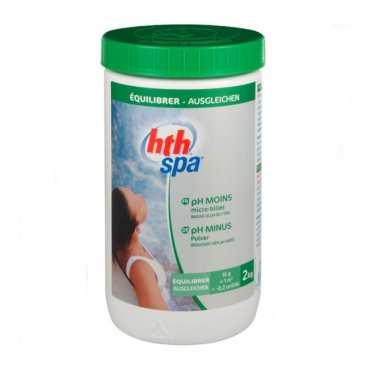 HTH Spa pH moins - micro-billes - 2kg