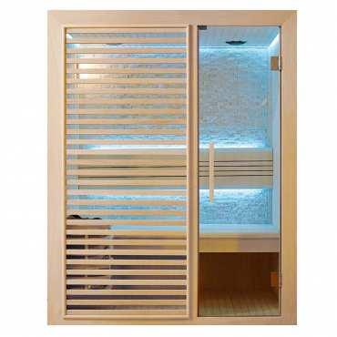 Sauna de Luxe traditionnel 2 à 3 places Intimo