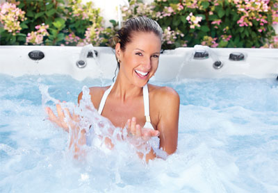 détente et relaxation avec un spa chez soi